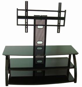 Picture of PVS-638BLKM42 Plasma /LCD TVs Stand with Swivel and Tilt Bracket